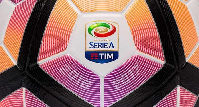Serie A 2016 2017 Pallone