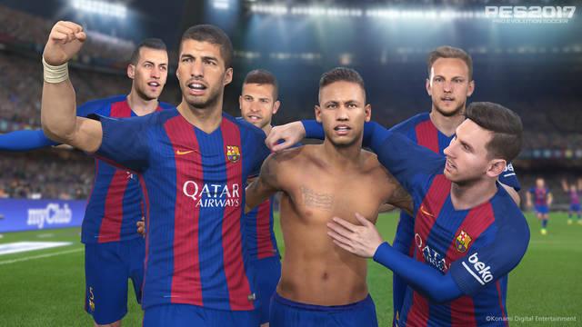 Pro Evolution Soccer (PES) 2017 Trofei PS4 (PlayStation 4)
