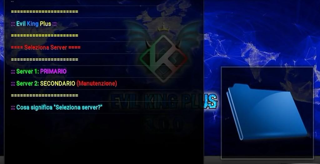 Download ZIP Evil King Ultimate: Il miglior addon in assoluto per Kodi [Link Diretto]