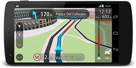 TomTom Go 1.16.1 Android Gratis per Android? Si può avere con un hack
