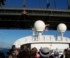 Cruise Ship by Limousine transfer
