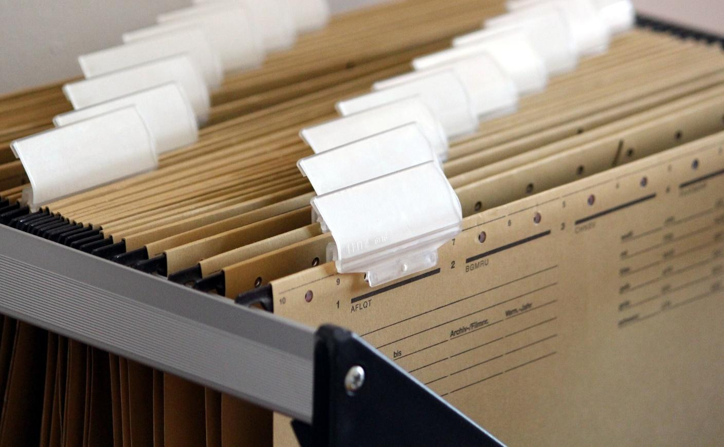 things to consider when choosing the ideal file cabinet
