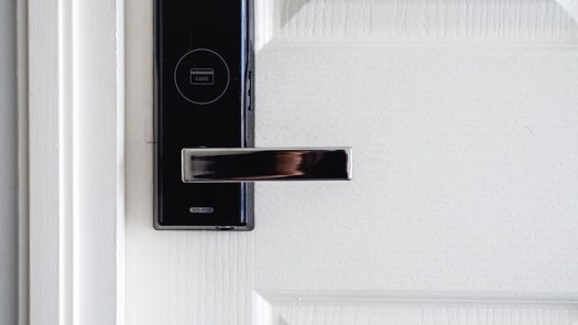 smart lock card reader