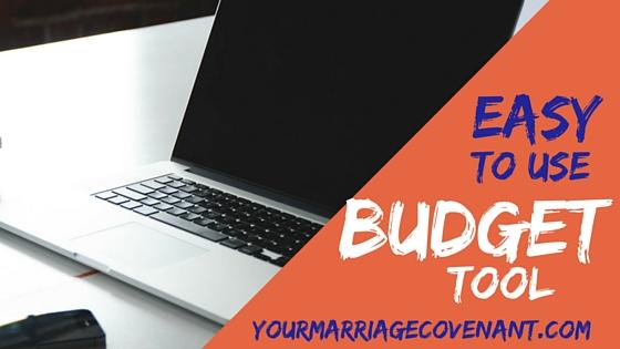 YMC Budget Tool Graphic