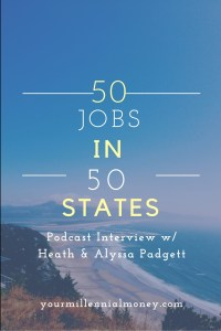 50 Jobs in 50 States: How to Have an Unconventional Career