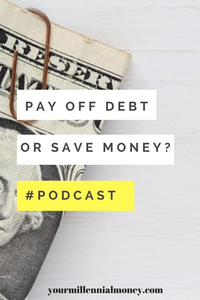 Answering the classic question on this episode of Millennial Money.
