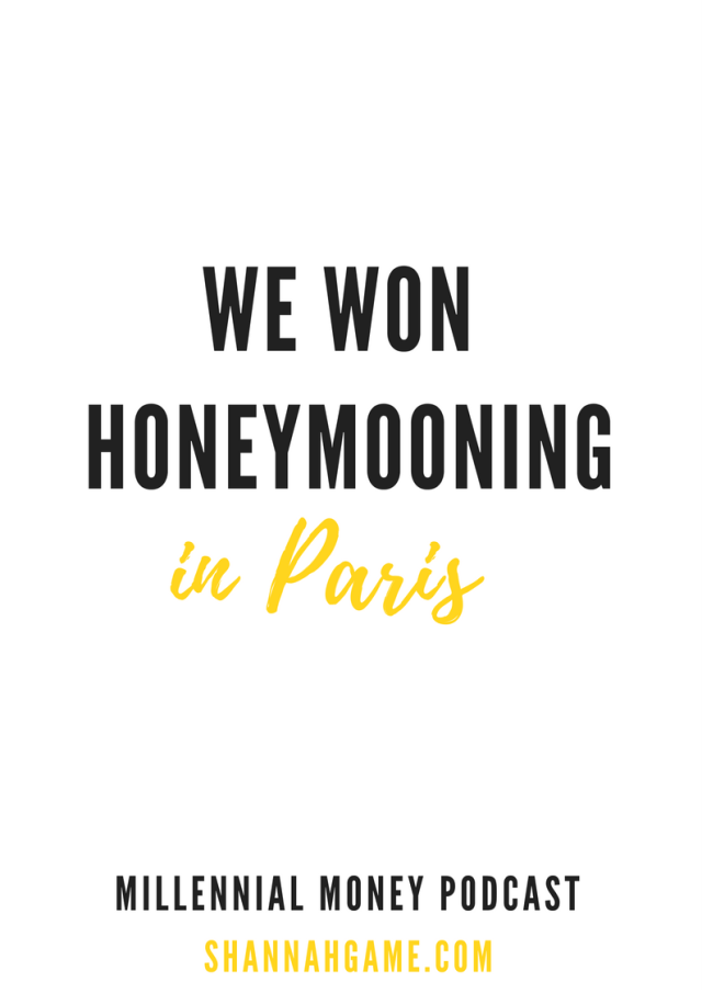 Paris is a magical place for a honeymoon and we're sharing all our tips to save money and afford a trip to this beautiful city.