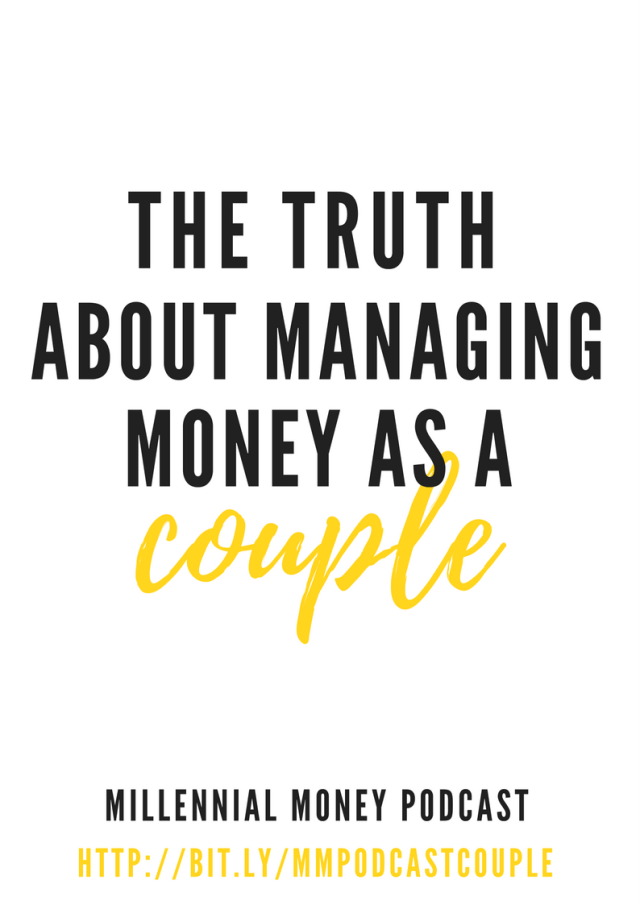 Managing money together can be a tough task, but we're dishing some truths to help make it a conflict free zone.