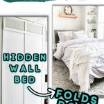 Build A Murphy Bed Without A Kit For 150 Yourmodernfamily Com