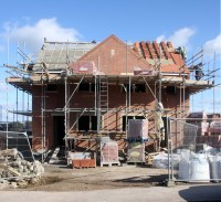 Housebuilding increases gradually - Your Mortgage