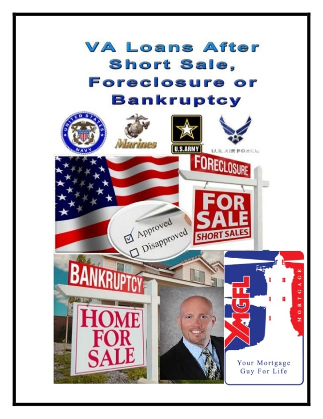 Fha Loan After Bankruptcy And Foreclosure (yourmortgageguyforlife.com)