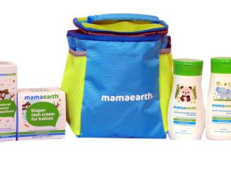 Mama Earth Baby Products -Review