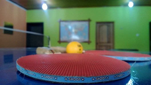 Ping Pong Can Help Elders Live Healthy