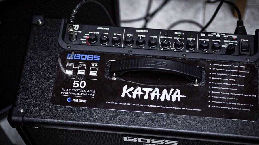 boss katana