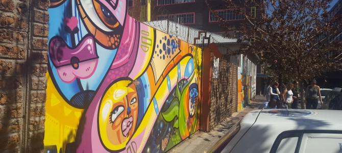 Guide to Maboneng, Johannesburg