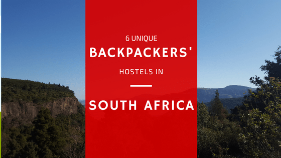 6 Unique Backpacker Hostels in South Africa