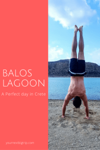 Balos Lagoon- a Perfect Day in Crete