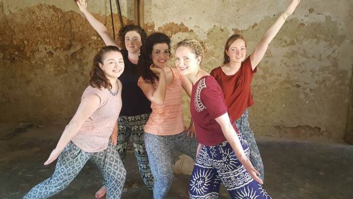 Learning to Dance in Stone Town