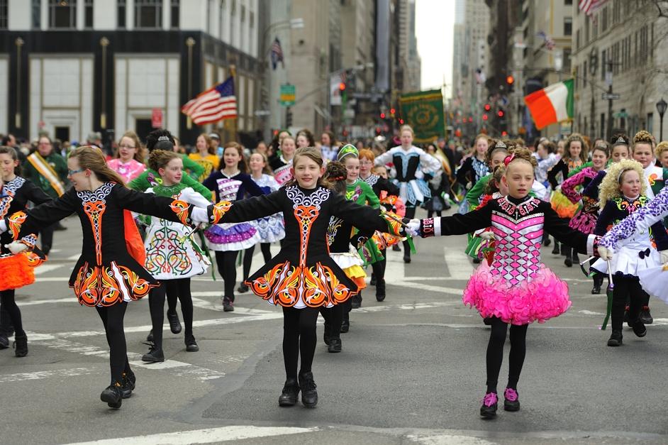 Celebrating St. Patrick's Day Outside Ireland