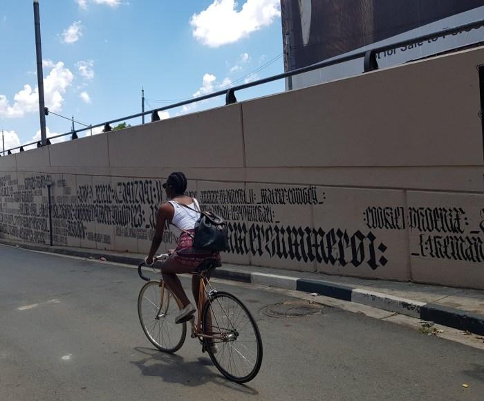 Johannesburg Bike Tour