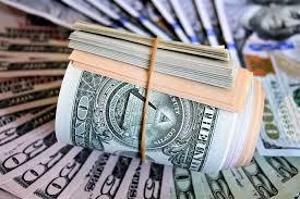 bundled money