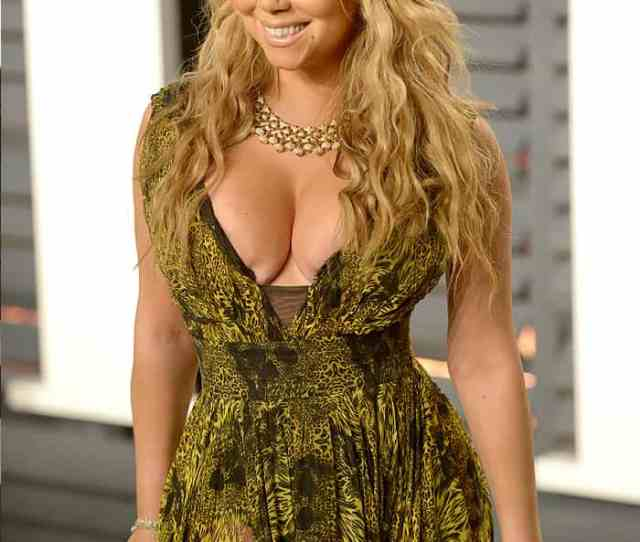 Mariah Careys Bronzed Skin Was Glowing
