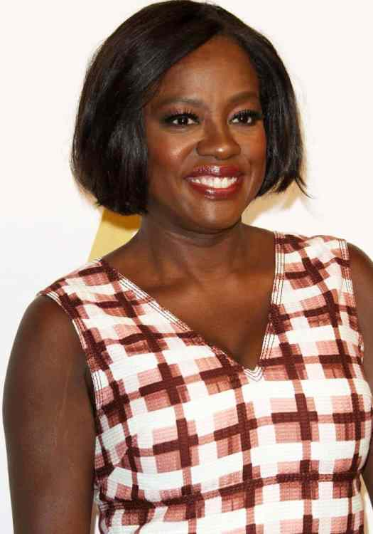 Viola Davis at the 89th Oscars nominees luncheon 2017