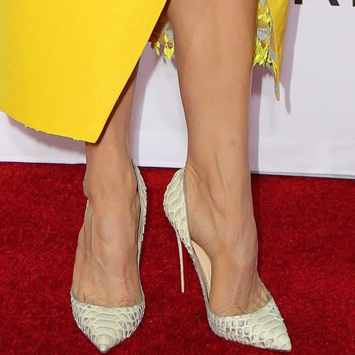 Yellow Dress Neiman Marcus