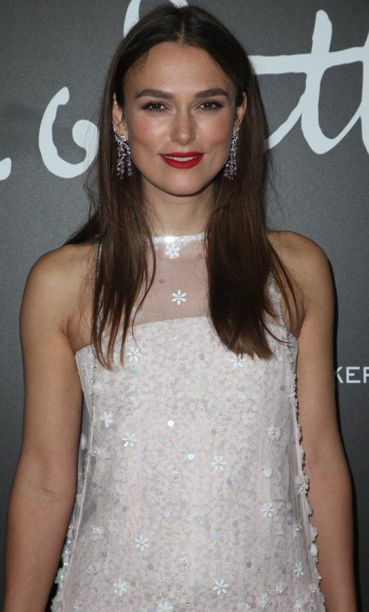 Keira Knightley's Perfect Feet in Narcissus Sandals at ...