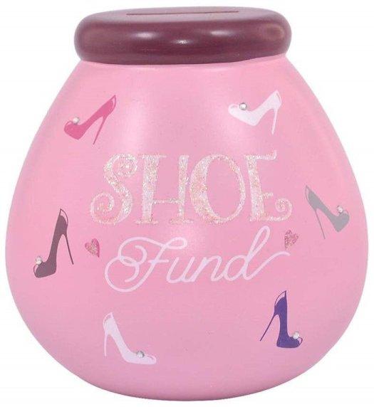 Shoe Money Pot