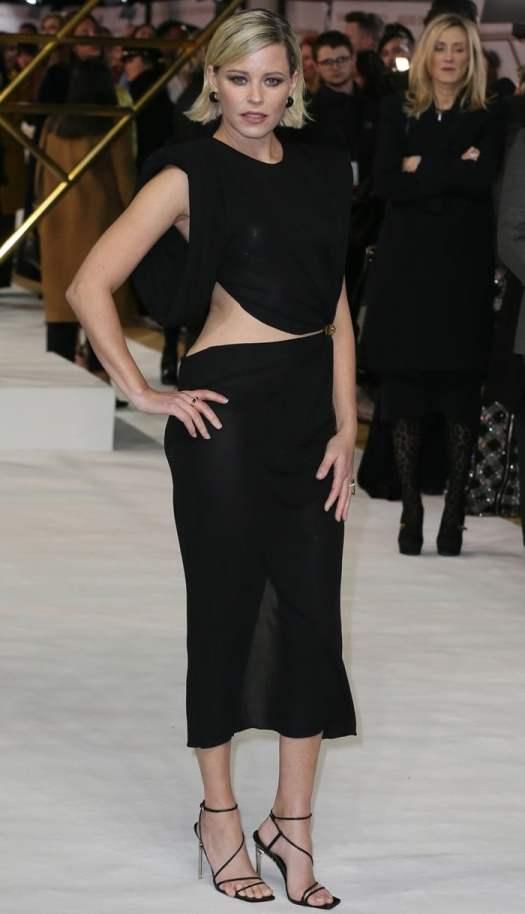 Elizabeth Banks at the premiere of her box office flop Charlie's Angels