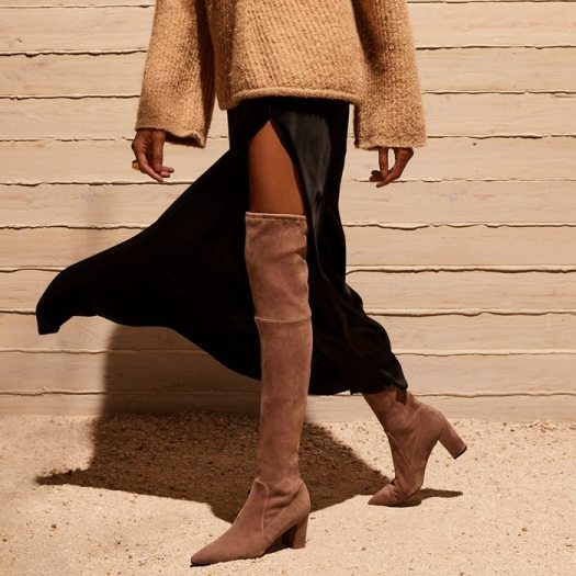 Stuart Weitzman 'Lesley' Over-the-Knee Boots