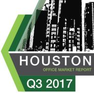 Q3 Houston Office Market Report