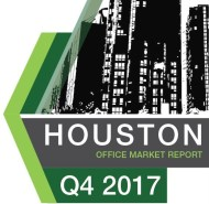 Houston office market Update Year end 2017