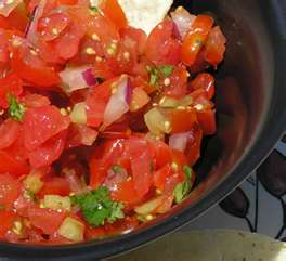 Easy Healthy and Authentic Salsa Recipe