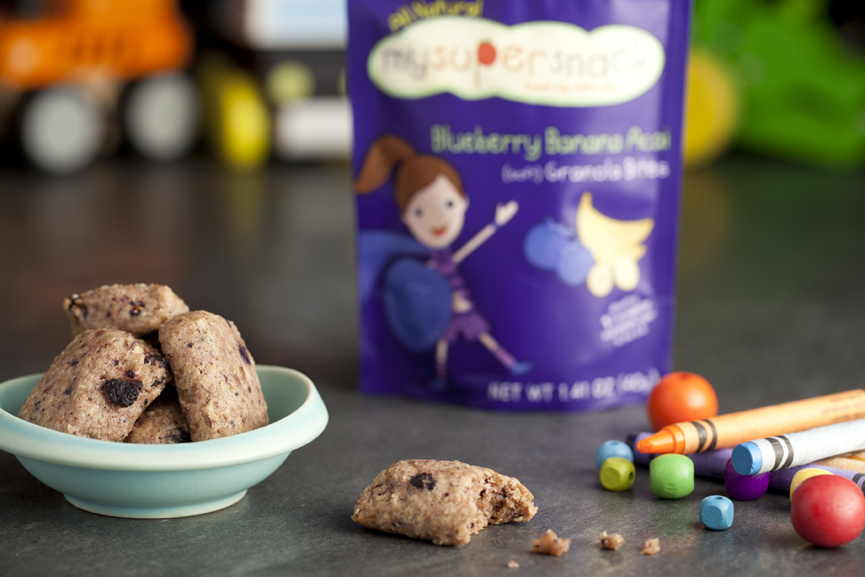 Product Review:  MySuperSnack Granola Bites