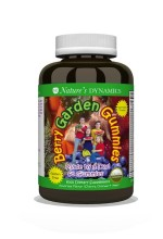 Giveaway- 1 bottle of Berry Garden Kids Multi Gummy by Natures dynamics