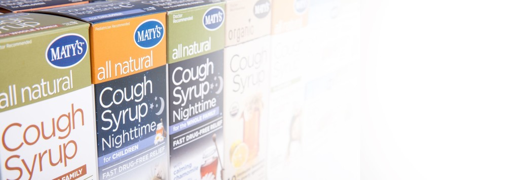 Product Review: Maty's Health Products- Organic Cough Syrup and All Natural Vapor Rub