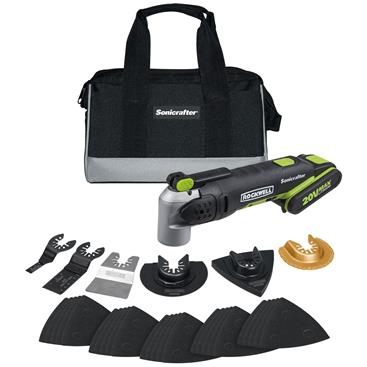 Product Review: Rockwell Sonicrafter F50 Oscillating Multi Tool
