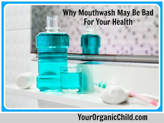 Why Using Mouthwash Could Be Bad For Your Health