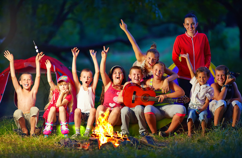 How to prepare your child for summer camp for the first time