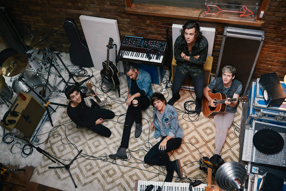 One Direction are set to perform as part of their new album release
