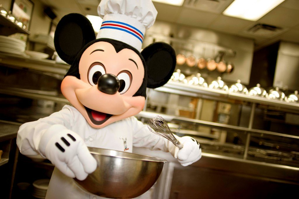 Disney Breakfast - © Disney