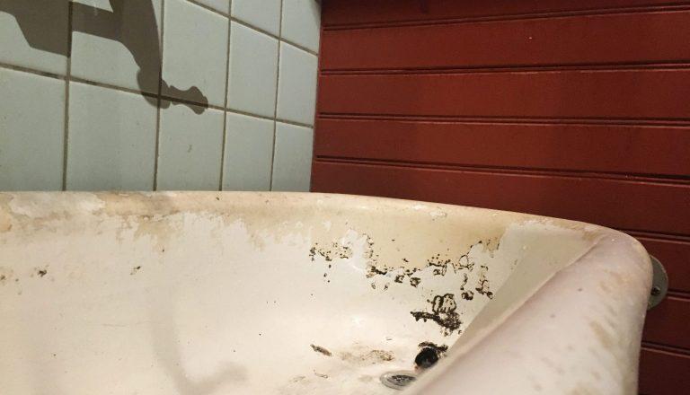 Real Men Don't Take Baths