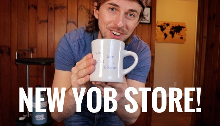 Support YOB with Our New STORE!