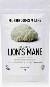 Mushrooms4Life Lion's mane poeder