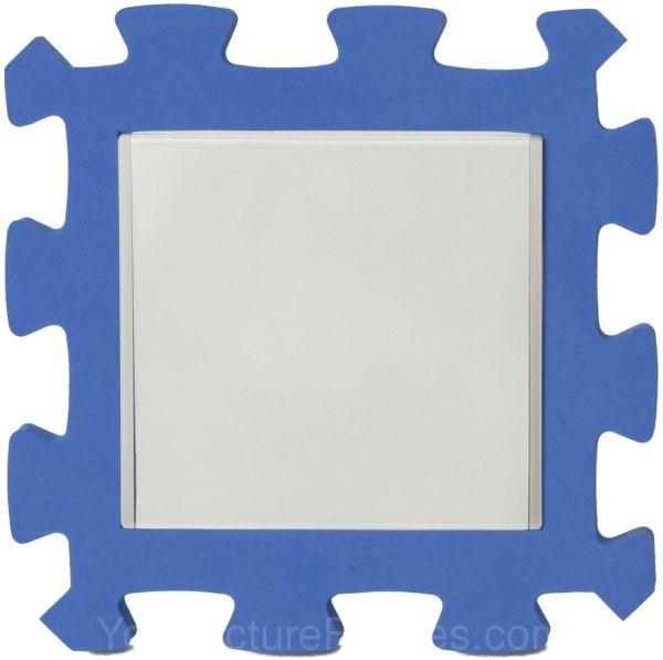Blue Kids Foam Frame