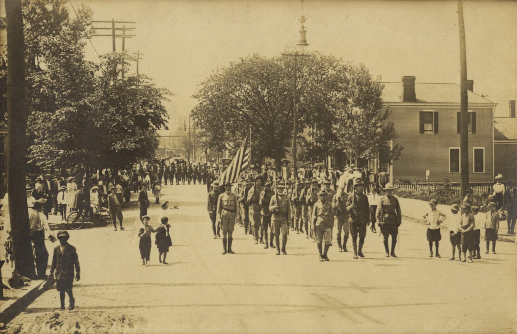 Memorial Day Parade May 30 Local History Digital