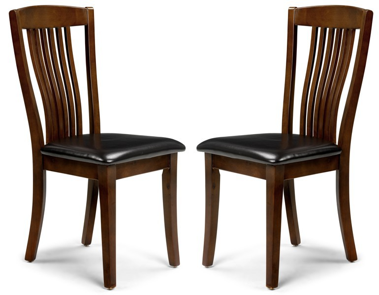 brown office guest chairs barber ebay canberra mahogany dining sale now on your price furniture