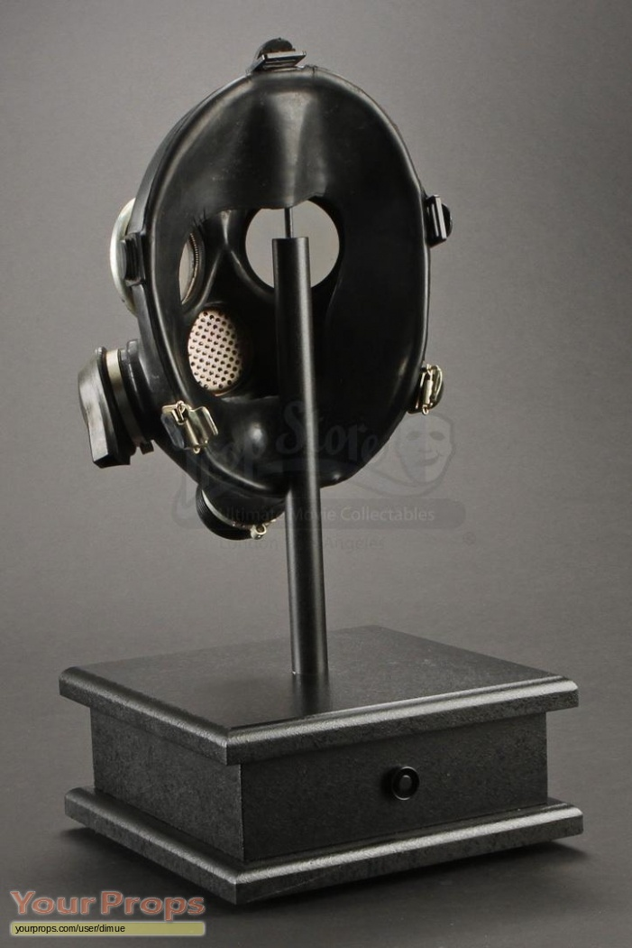 My Bloody Valentine The Miners Hero Gas Mask Display